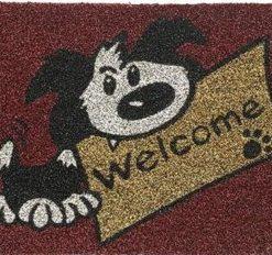 Ruco Print Dog Welcome