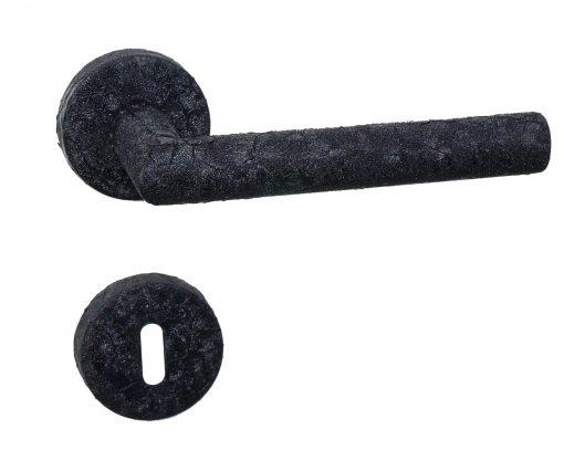 Thema Black svilnata WC